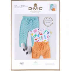 DMC Baby Baumwolle Broschüre EN-NL-DE - 1x4Stk