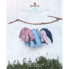 DMC Baby Baumwolle Musterbuch EN-NL-DE - 1Stk