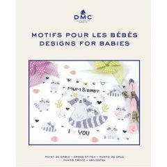 DMC Heft mit Stickideen Kreuzstich - 1Stk