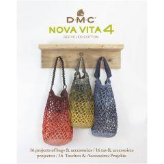 DMC Nova Vita Buch mit Anleitungen 16 Designs NL - 1Stk