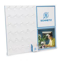 Schmetz Display für Blisterkarten 72x53cm - 1Stk
