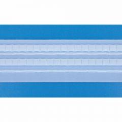 Gardinen Faltenband 70mm - 50m