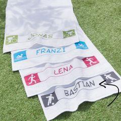 Tissu de Marie Stickpackung Sporthandtuch 50x100cm - 1Stk