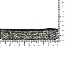 Band mit Rüschen 24mm - 25m