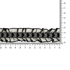 Band Herz Rüschen 29mm - 25m