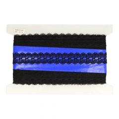 Spitzenband Nylon 35mm - 25m