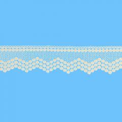 Spitzenband 70mm - 13m - 009
