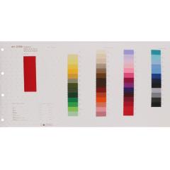 Farbkarte Ripsband - 1Stk