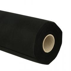 Vlieseline Stickvlies 45cm schwarz - 25m