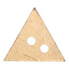 Kokosknopf Dreieck - 25 oder 30Stk