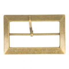 Schnalle Metall in Beutel - 2,5cm - 12 Stück