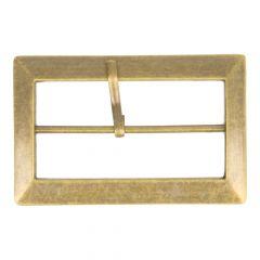 Schnalle Metall in Beutel - 3cm - 12 Stück