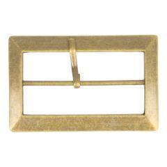 Schnalle Metall in Beutel - 4cm - 9 Stück