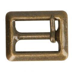 Metall Schnallen 2cm - 6Stk