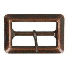 Metall Schnallen 4cm - 6 Stück
