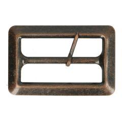 Metall Schnallen 5cm - 6 Stück