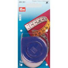 Prym Rollmaßband Maxi cm-cm gelb-weiß 150 cm - 5 Stück R