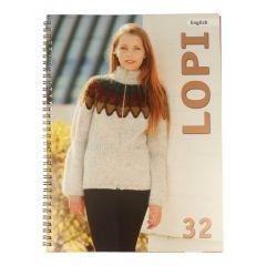 Buch Lopi No. 32 Englisch - 1 Stück