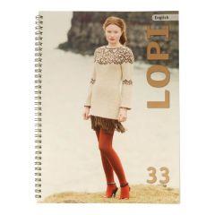 Buch Lopi No. 33 Englisch - 1 Stück