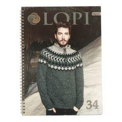 Buch Lopi No. 34 Englisch - 1 Stück