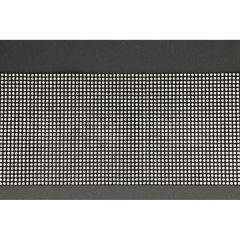 Band - 9,2m - schwarz-silber