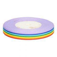 Regenbogenband 16 - 20mm - 25 Meter