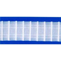 Antex Bandex Manhattan Faltenband 50mm weiß - 50m