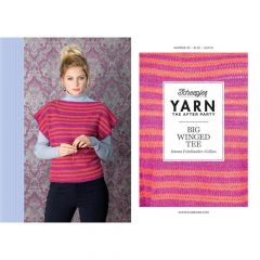Yarn The After Party Nr.33 Big Winged Tee - 20Stk