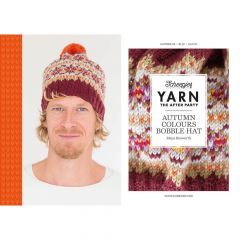Yarn The After Party Nr.36 Autumn Bobble Hat - 20Stk