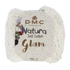 DMC Cotton Natura Glam 10x50g - 02