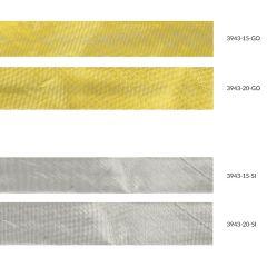 Satin Schrägband 15mm - 125m