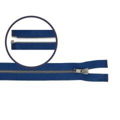 Reißverschluss teilbar schmal 70cm nickel - 5Stk