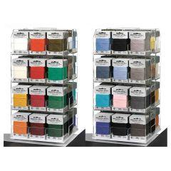 Scanfil Stopfgarn Display 10x15m - 32 Farben - 1Stk