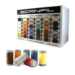Scanfil Display Polyester 5x36 Farben - 1Stk
