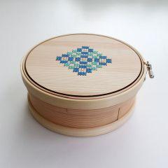 Cohana Magewappa Nähbox Stickring 15cm - 1Stk