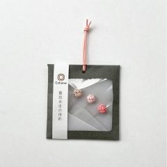 Cohana Sakura Mizuhiki Glaskopfstecknldn 0.50x40mm - 1x3Stk