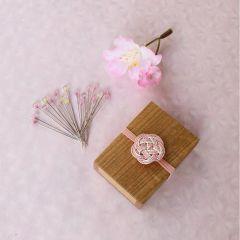Cohana Sakura Glaskopfstecknldn Holzdose 0.50x37mm - 1x20Stk