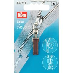 Prym Fashion-Zipper Pure dunkelbraun - 5 Stück S