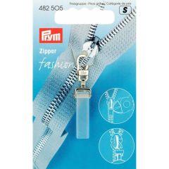 Prym Fashion-Zipper Crystal transparent matt - 5 Stück S