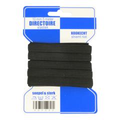 Blaue Karte Gummiband 10mm - 10x5m - 000