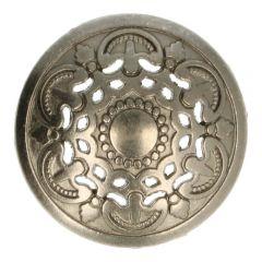 """Knopf Metall 32"""" italienisches Design - 40 Stück"""