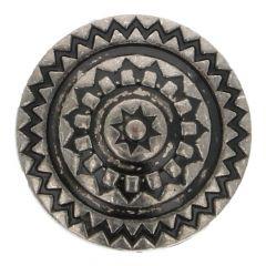 Knöpf Metall Island Größe 32 - 20.00mm - 40Stk