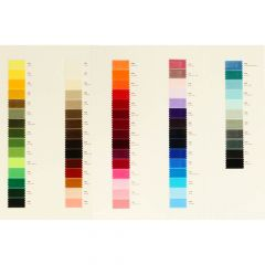 Farbkarte Samtband - 1 Stück