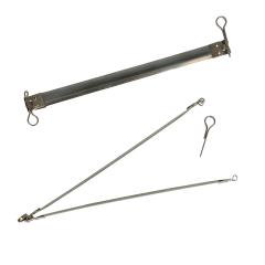 Opry Taschenverschluss Klemme 15cm - 5Stk