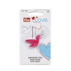 Prym Love Nadeleinfädler Birdy - 5Stk
