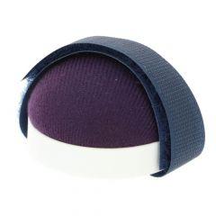Prym Armnadelkissen mit Klettband blau - 10 Stück