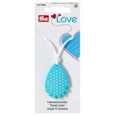 Prym Love Fadenabschneider 3x4,5cm mint - 5Stk