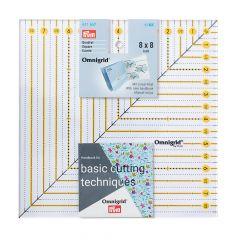 Prym Omnigrid Patchwork Lineal Inch - 3Stk