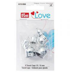 Prym Love Tassel Caps 10-16mm - 3x6Stk