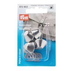 Prym Bodennägel für Taschen 20mm - 5x4Stk